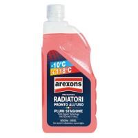 Protettivo AREXONS  radiatori pronto all'uso colore rosso
