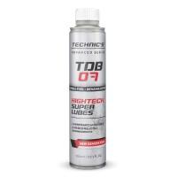 TDB07 Lubrificante antiusura sistema di alimentazione e pulitore iniettori ml 300